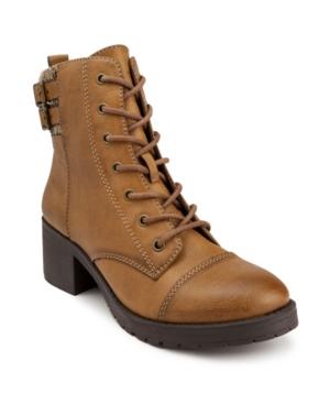 Sugar Women s Kailey Combat Booties Women s Shoes E560