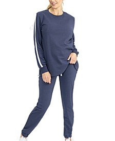 2 Piece Women's Nursing Leisurewear Set