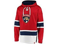 Florida Panthers Men's Power Play Lace Up Hoodie