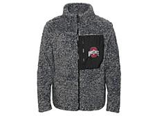 Ohio State Buckeyes Girls Teddy Full-Zip Fleece Jacket