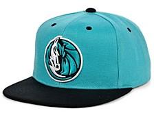 Dallas Mavericks Minted Snapback Cap