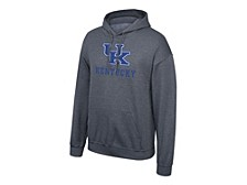 Kentucky Wildcats Men's Screenprint Big Logo Hooded Sweatshirt