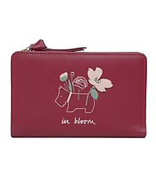 In Bloom Medium Bifold Wallet