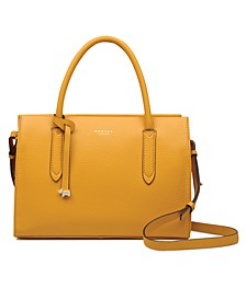 Arlington Court Leather Satchel