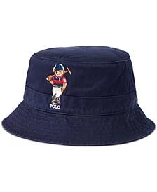 Men's Polo Bear Chino Bucket Hat