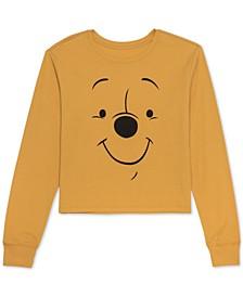 Juniors' Pooh Bear Graphic Top