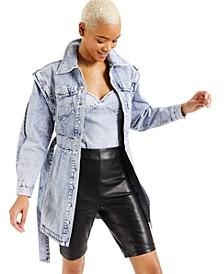 CULPOS X INC Jean Dress, Created for Macy's