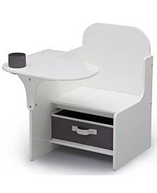 Mysize Chair Desk with Storage Bin