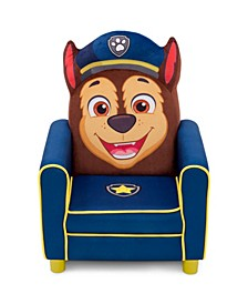 Nick Jr. Paw Patrol Chase Figural Upholstered Kids Chair by Delta Children