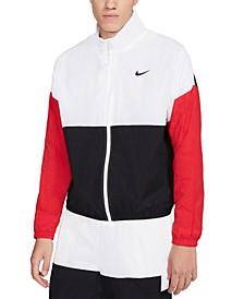 Men's Retro Basketball Jacket