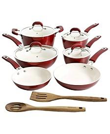 Arlington Ceramic Coated Non-Stick Cookware Set
