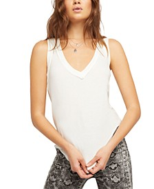 Moon Dance V-Neck Top