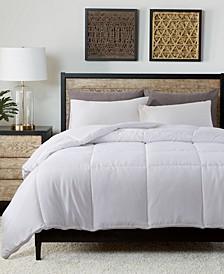 European Gusset Down Alternative Comforter, Twin