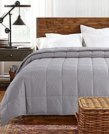 Cozy Down Reversible Blanket, King