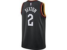 Cleveland Cavaliers Men's City Edition Swingman Jersey - Collin Sexton