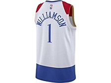 New Orleans Pelicans Men's City Edition Swingman Jersey - Zion Williamson