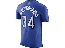 Giannis Antetokounmpo Bucks 2020 City Edition Player T-Shirt