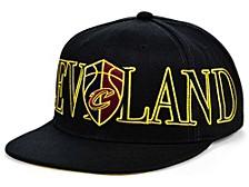 Cleveland Cavaliers Winners Circle Snapback Cap