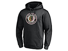 Chicago Blackhawks Men's Special Edition Logo Hoodie