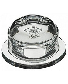 Napoleon Bee 2.5 Ounce Covered Butter Dish