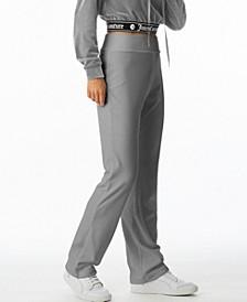 Women's Long Velour Pant