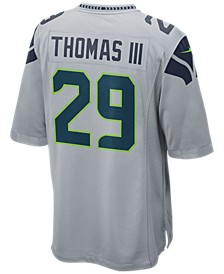 Men's Earl Thomas Seattle Seahawks Game Jersey
