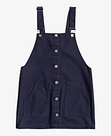 Big Girls Full Moon Song Pinafore Dress