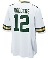 Nike Men s Aaron Rodgers Green Bay Packers Game Jersey 39df7d2c8