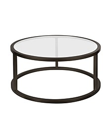 Parker Round Coffee Table