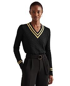 Long Sleeve Cricket Sweater