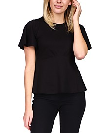 Flutter-Sleeve T-Shirt