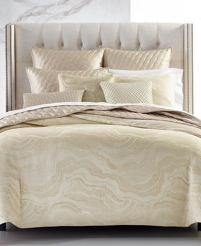 Hotel Collection - Moonstone King Duvet, Created For Macy'S