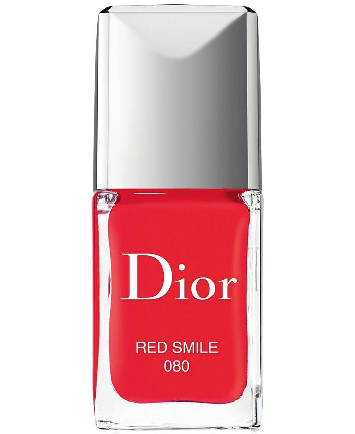 DIOR - Dior Vernis Couture Color