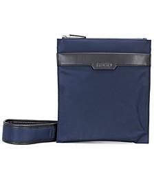 HUGO Men's Luxown Nylon Zip Envelope Bag
