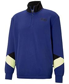 Men's Rebel Fleece Half-Zip Pullover