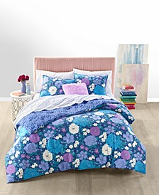 Candice Floral Bedding Collection, Created for Macy's
