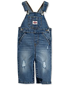 Baby Boys Denim Overalls