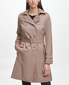 Classic Women's Cotton Trench Coat