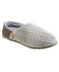Women's Parker Plaid Hoodback Slippers