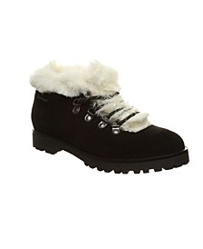 Women's Vera 4 Eye Lace-Up Boots