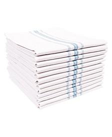 Farmhouse Stripe Towel, Set of 12