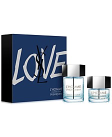 Men's 2-Pc. L'Homme Cologne Bleue Eau de Toilette Gift Set