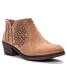 Women's Remy Ankle Booties