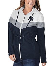 New York Yankees Women's Stadium Lightweight Jacket