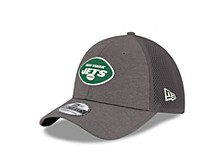 New York Jets Graph Shadow Tech Neo 39THIRTY Cap