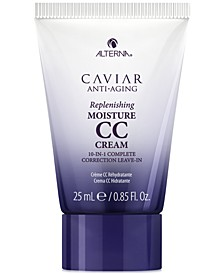 Receive a Free Caviar Anti-Aging Replenishing Moisture CC Cream with any $30 Alterna Purchase!