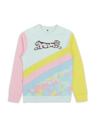 Men's Pastel Camo Crewneck Sweatshirt