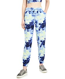 Tie-Dyed Joggers, Created for Macy's