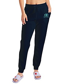 Women's Powerblend Appliqué Joggers