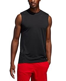 Men's 3-Stripe Sleeveless T-Shirt